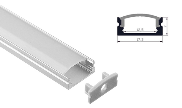 Led Aluminum Profiles Led Aluminum Extrusion Manufacturers Elstar